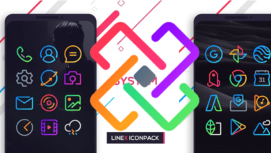 Download LineX Icon Pack 3.9.1